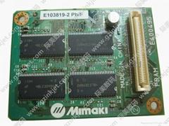 MIMAKI JV33 128MB PRAM PCB   board