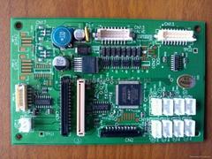MIMAKI JV33 X-axis motor relay PCB