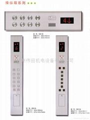 電梯操縱箱
