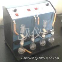 二氧化碳收集测定仪
