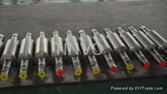 Calender roller milling roller cast rolls