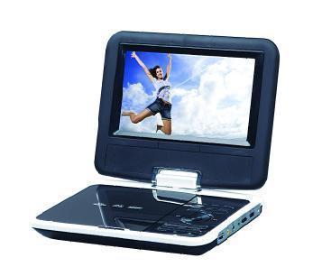 7'' Portable DVD player  1