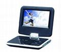 7'' Portable DVD player