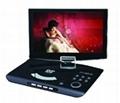 10.2'' Portable DVD player 1