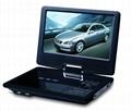 9'' Portable DVD player  2