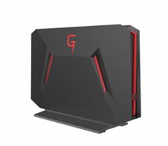 Desktop gaming host mini gaming PC