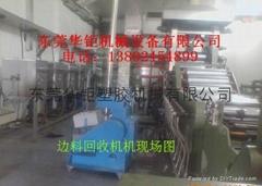 薄膜邊料回收機
