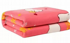 Double beds electric heated blanket