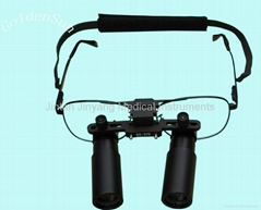 doctor surgical binocular magnifier loupe magnifying glass