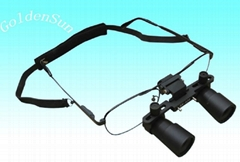 surgical loupes magnifying glass optic prism loupes