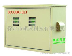 高壓防竊電表箱 1