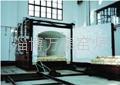 淄博高铝瓷球梭式窑炉