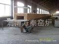 陶瓷壁画辊道窑炉 1