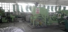 日本宇部UBE二手1800噸鋁型材擠壓機出售