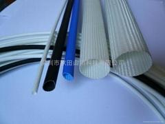 SIilicone Resin coated fiberglass sleeving