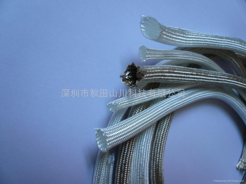 Heat resistance special fiberglass sleeving 2