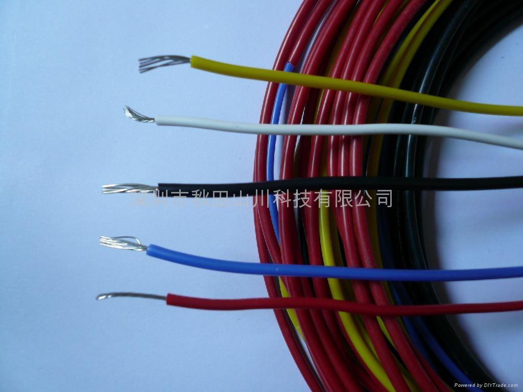 Silicone Wire  3