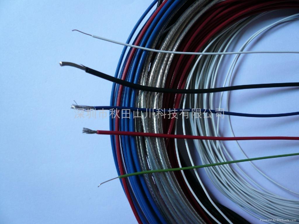 Teflon Wire 3