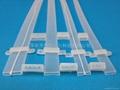LED silicone tubing