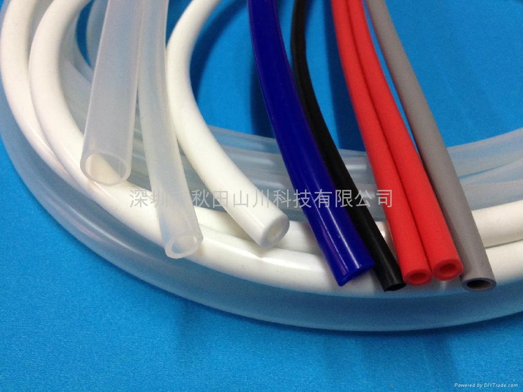原产地: 中国 类别: 电子,电力 / 绝缘材料 标签: 硅胶管 , 食品级