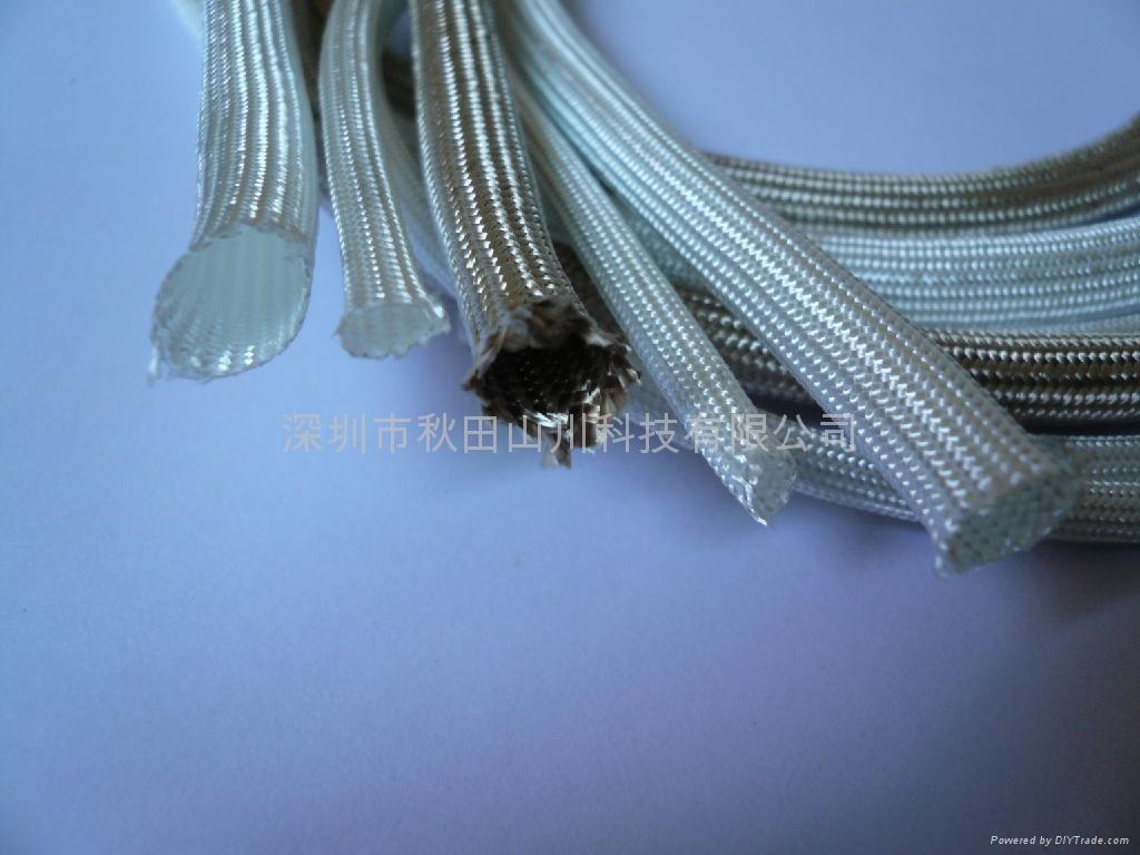耐高溫600度特殊玻璃纖維套管