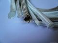 耐高温600度特殊玻璃纤维套管