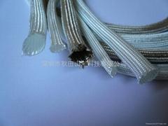 Heat resistance special fiberglass sleeving
