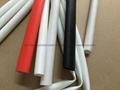 Silicone Resin Coated fiberglass sleeving 5