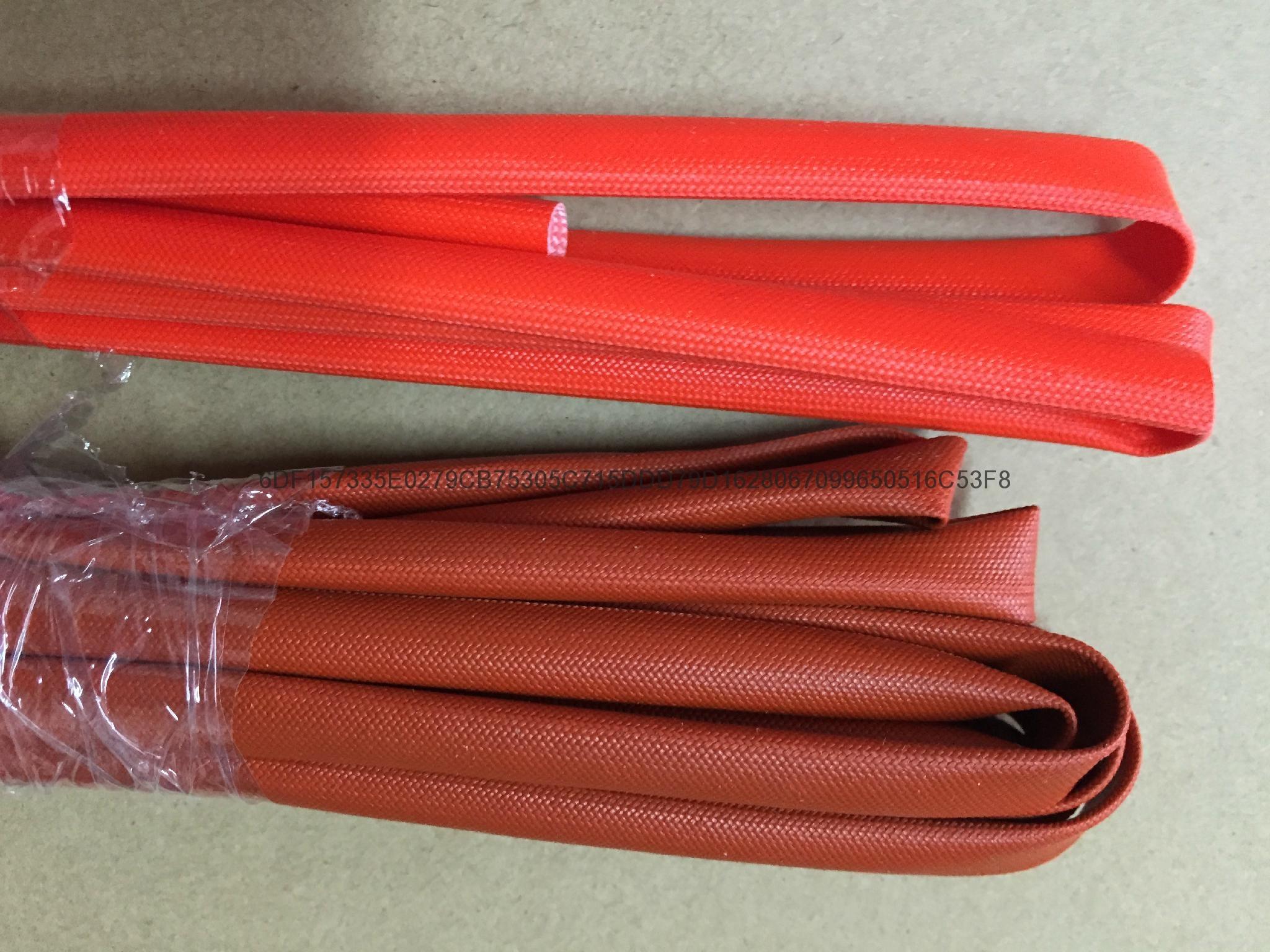 硅树脂玻璃纤维套管 5