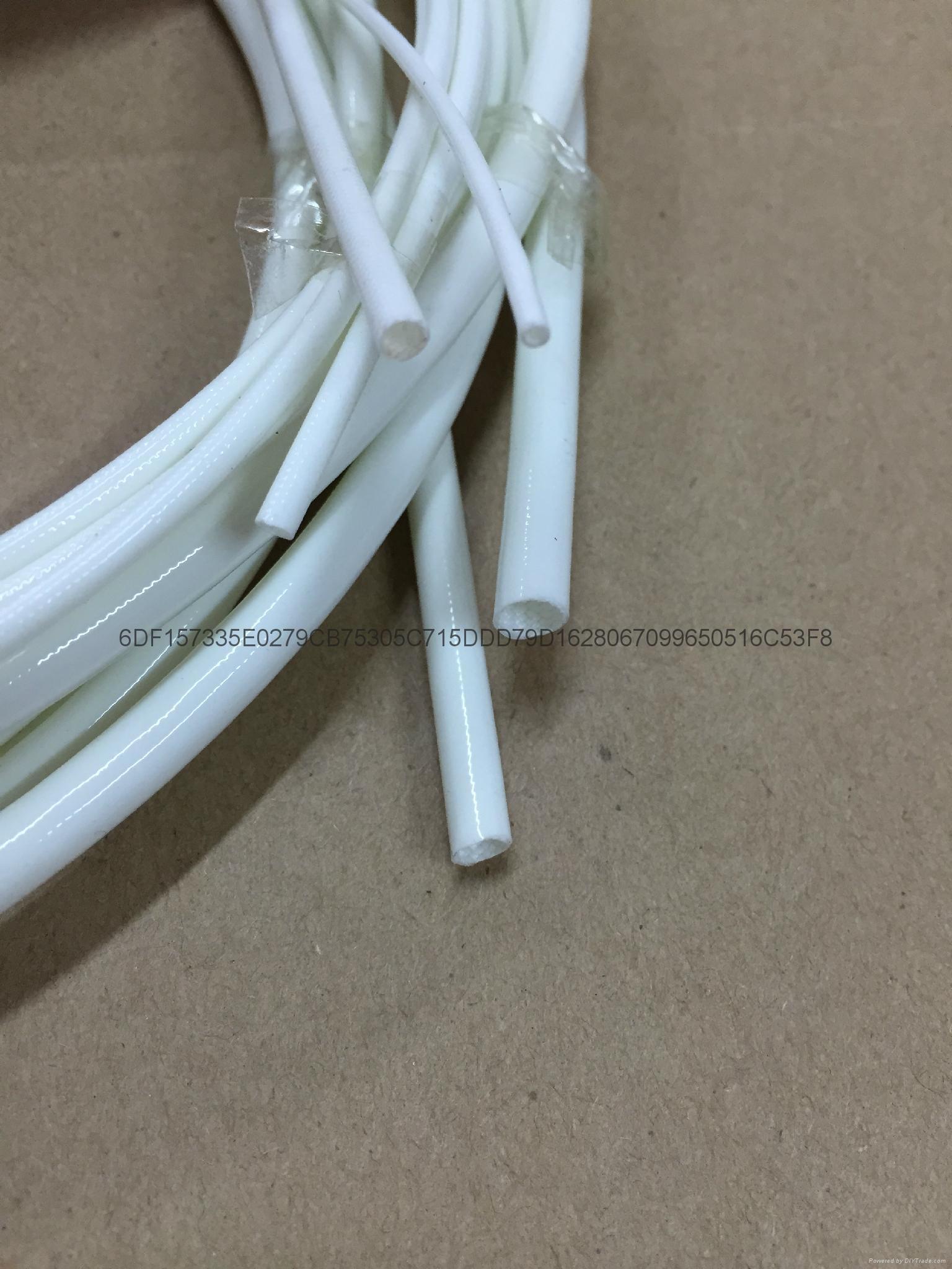 内纤外胶套管,单头管,双层管 5