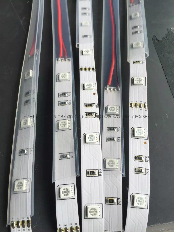 LED燈條硅膠管 6