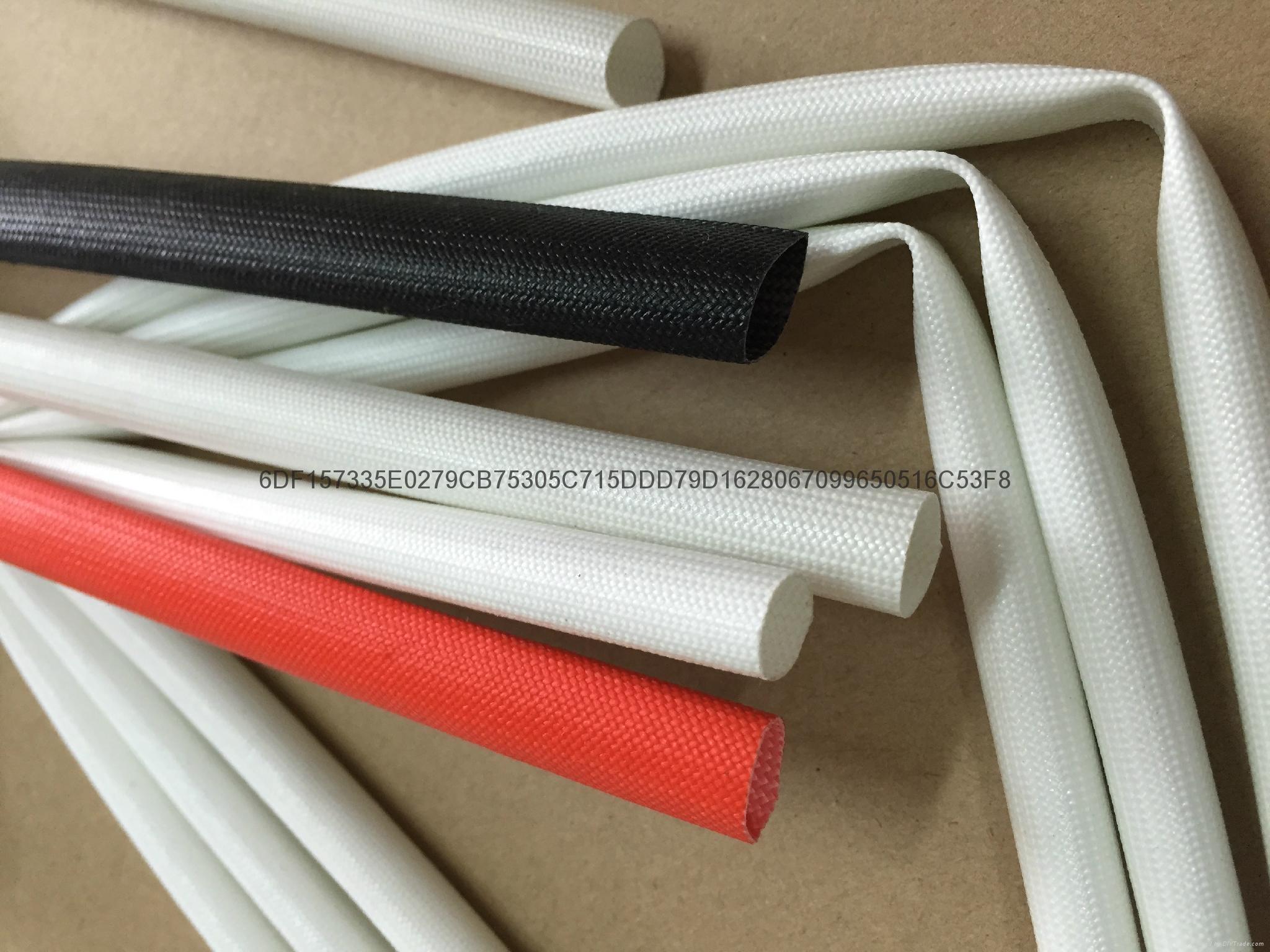 硅樹脂玻璃纖維套管 5