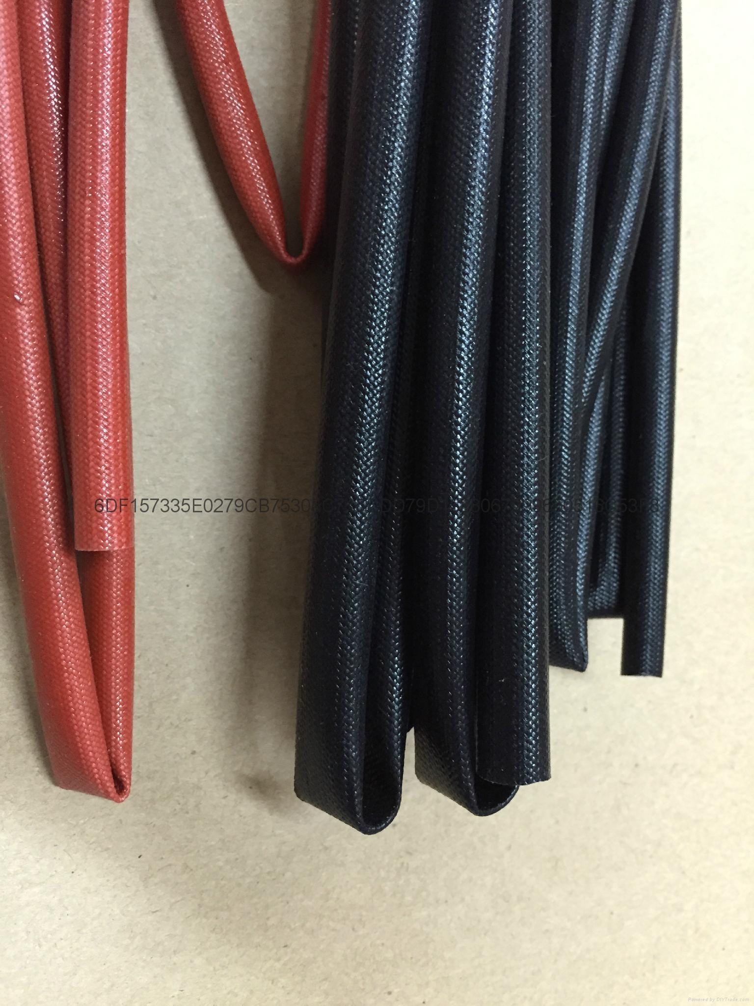 硅樹脂玻璃纖維套管 6