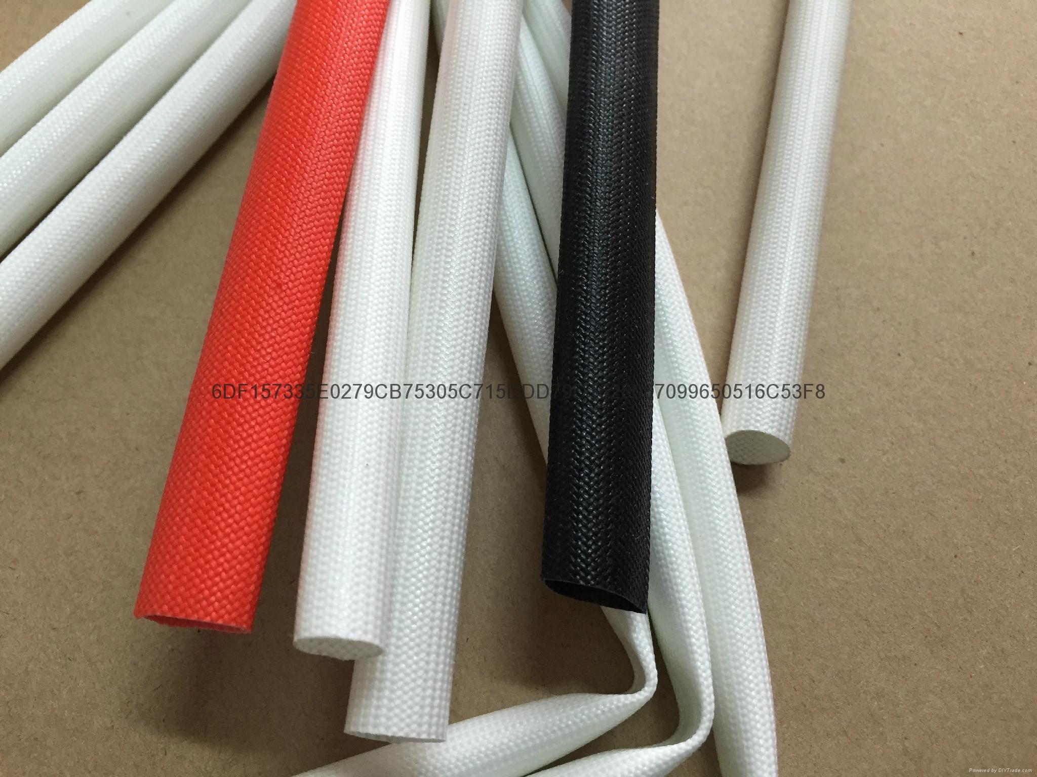 硅树脂玻璃纤维套管 8