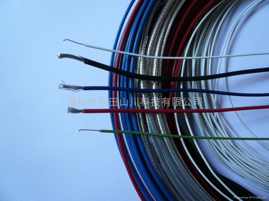 铁氟龙高温电线