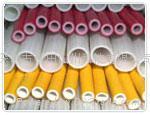 A1321 套管 红蓝套管 内胶外纤套管 高压套管
