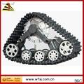 ATV UTV Conversion System kits rubber track