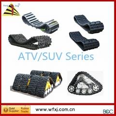 SUV Conversion System kits  rubber track