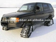 rubber track SUV Conversion System kits