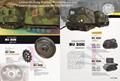 Hagglund BV206 parts drive sprockets rubber track