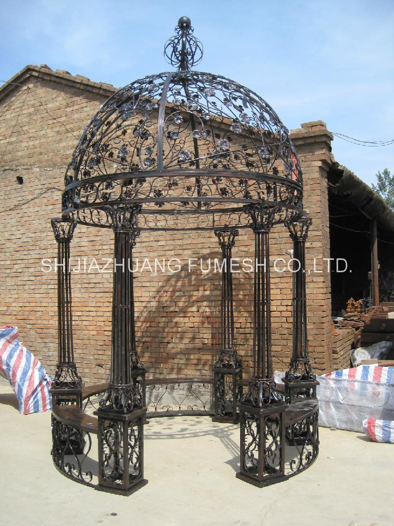Ornamental gazebo 1