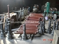 Street light machining