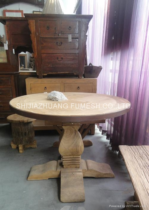 Antique wooden furniture 5