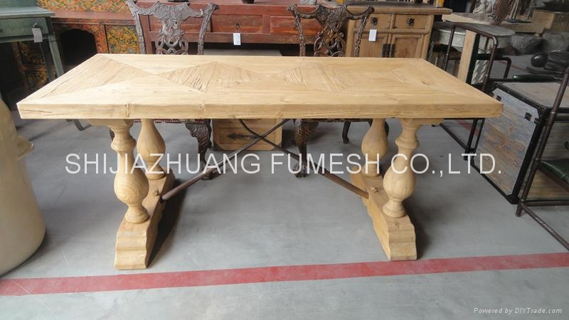 Antique wooden furniture 8
