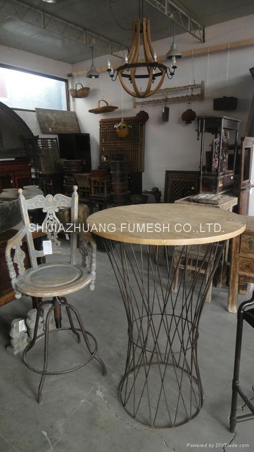 Antique wooden furniture 4