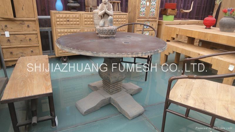 Antique wooden furniture 6