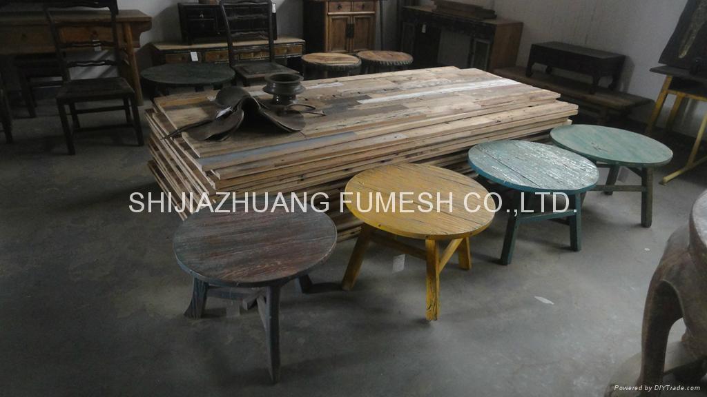 Antique wooden furniture 8