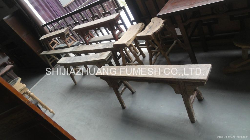 Antique wooden furniture 12