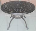 Aluminium Table