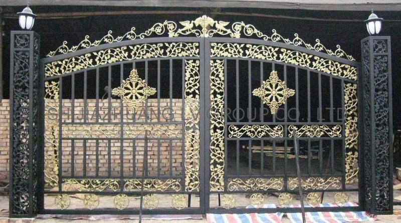 Gate and Suiting fence 1